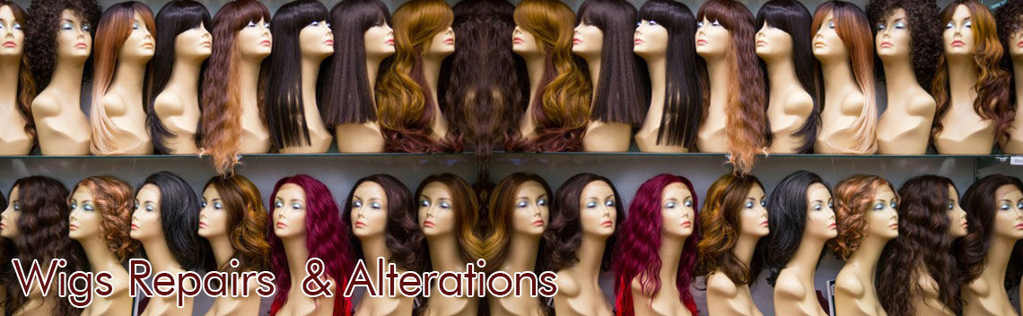 Wig Repiar and Alterations