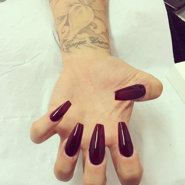 Luxury, high quality nails by Louise in Meanwood