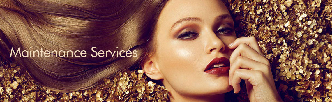 Hair Extensions Maintenance Service In Leeds Yorkshire
