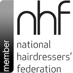 National Hairdressers' Federation Logo