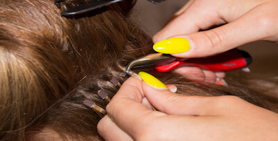 Hair Extensions Maintenance services
